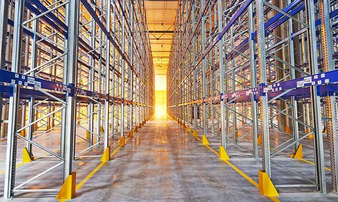 Fulfilment and logistics warehousing solutions